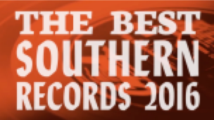 Bitter Southerner's Best Records 2016 graphic